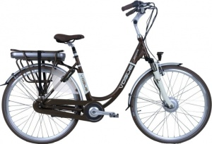 Vogue Premium 28 Inch 53 cm Woman 7SP Roller brakes Brown