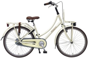 Volare Excellent 24 Inch 37 cm Girls Coaster Brake Pearl