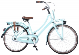 Volare Excellent 24 Inch Girls Coaster Brake Turquoise