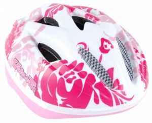 Volare Fahrrad - Skate Helm Deluxe pink
