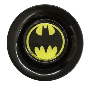 Volare bicycle bell Batman 50 mm black/yellow