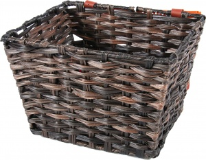 Volare bike basket children's bike 15 litres brown