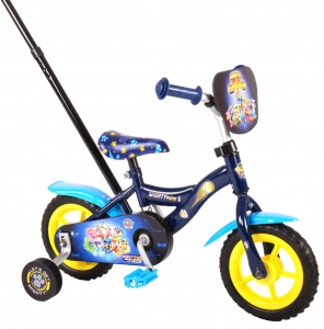 Volare Paw Patrol 10 Inch 18 cm Boys Fixed Gear Blue
