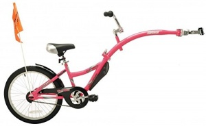 WeeRide Co-Pilot 20 Inch Junior Pink