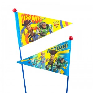 Widek safety flag Toy Story 4 170 cm blue