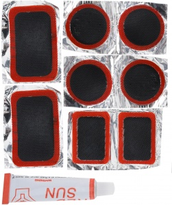 XQ Max tyre repair kit 9-piece