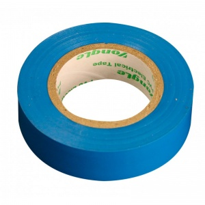 Zenitech isolierband 15 mm x 10 m blau