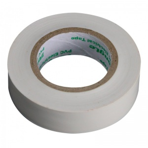 Zenitech isolatietape 15 mm x 10 m wit