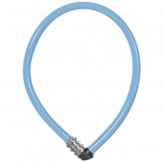 Abus Kabelslot 1100 550 x 6 mm licht blauw