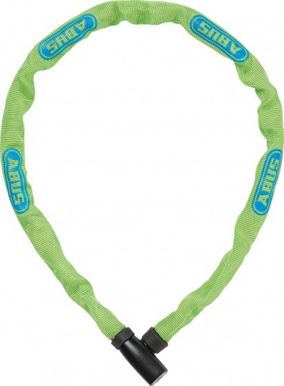 Abus kettingslot Steel O Chain 4804K 75 x 4 mm groen