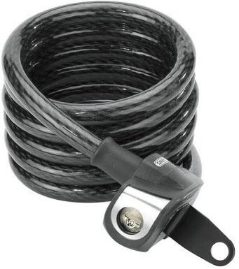 Abus kabelslot Booster 670/180 1800 x 12 mm zwart
