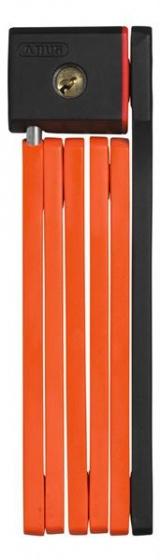 Abus vouwslot uGrip Bordo 5700 800 x 5 mm oranje