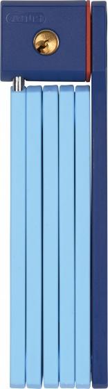 Abus uGrip Bordo 5700 vouwslot 800 x 5 mm licht blauw