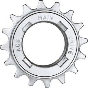 ACS Freewheel 16T Main Drive BMX 1/2 X 1/8 Inch