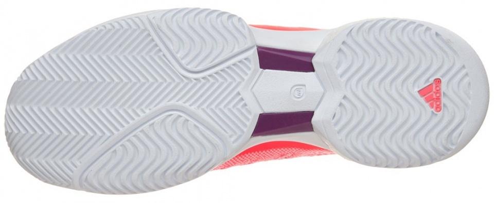Adidas Smc Barricade Boost Tennisschoenen Dames Rz Mt