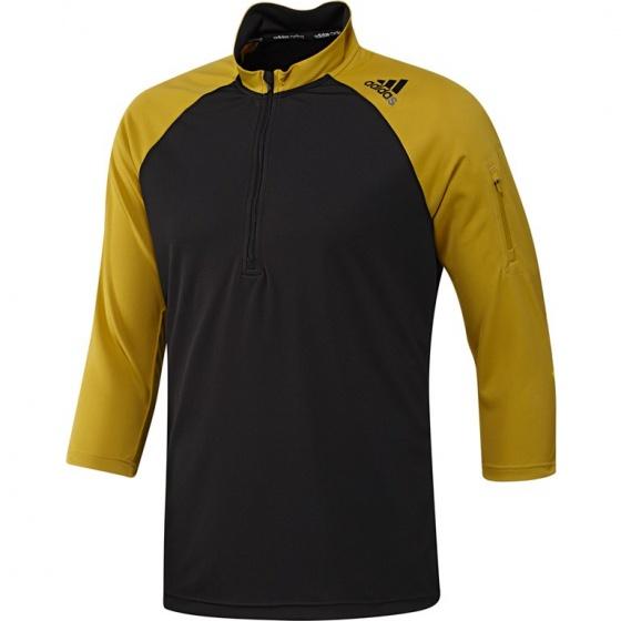 adidas fietsshirt Trailrace SS heren zwart maat XS