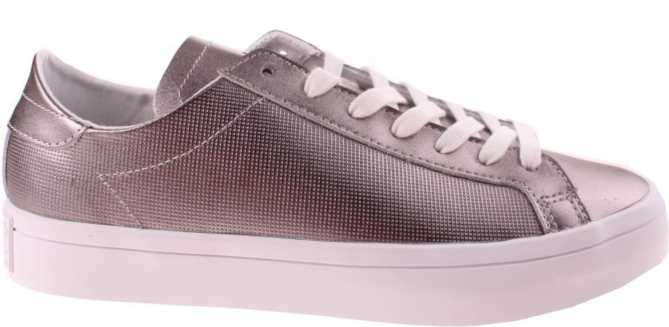 sneakers Court Vantage dames zilver