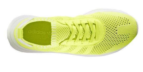 FLB W PK Damen Sneakers gelb