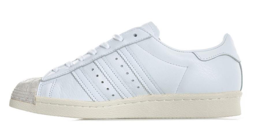 sneakers Superstar 80's Cork dames wit
