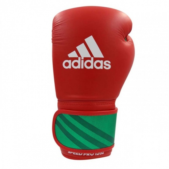 Speed Pro Boxhandschuhe rotgrün oz