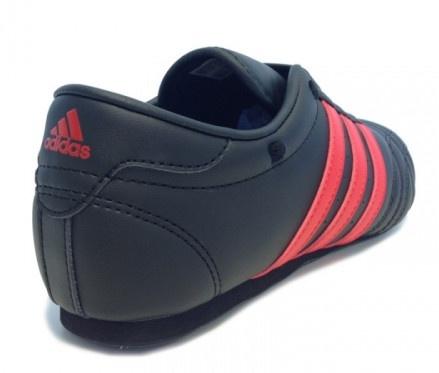 adidas chaussures de taekwondo ADI SM II noir rouge taille