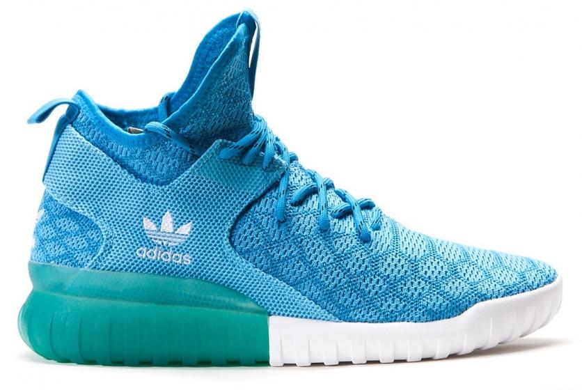 47d568920753 adidas Tubular X Prime Knit Men Blue - Internet-Bikes