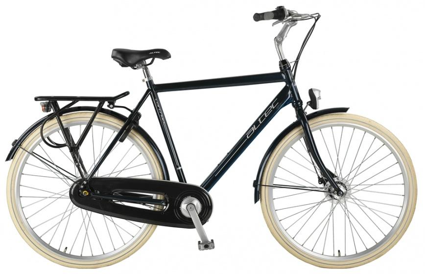 Altec - Carisma 28 Inch 60 Cm Heren 7v Rollerbrakes Donkerblauw/zwart