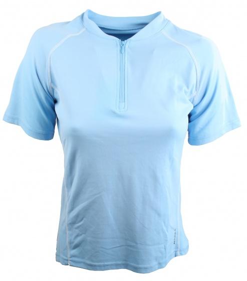 Altura fietsshirt KM dames lichtblauw maat S