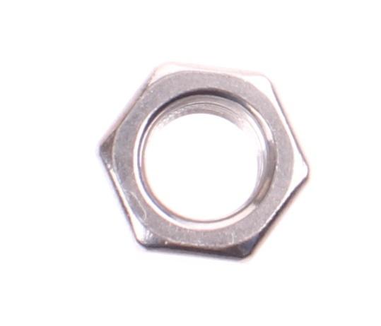 Korting Tom Asmoer 9 Mm Staal Zilver