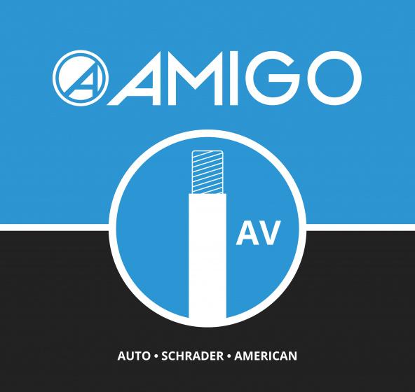 AMIGO binnenband 24 x 1.75 (47 507) AV 48 mm