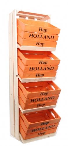 Amigo Display Hup Holland Hup Compleet Met 4 Kratten