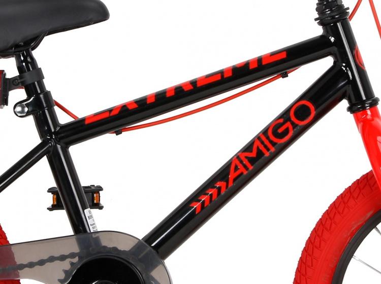 "Kinder Fahrrad BMX /""Extreme/"" 16 Zoll 25,4 cm Junior Felgenbremse"