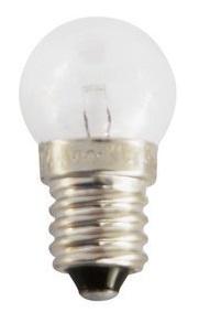 Amigo Fietslamp bolletje halogeen E9 (6V 2.4W) per stuk