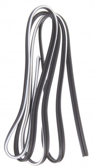 Amigo Kabel voorlicht 2 aderig 65 cm