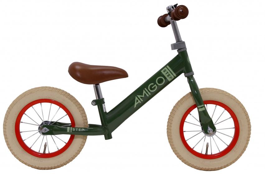 Amigo Step 12 Inch Junior Groen online kopen