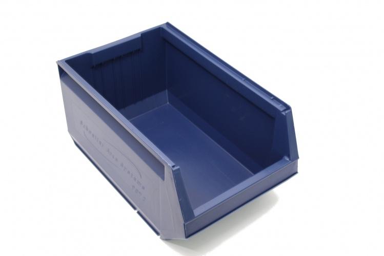 Amigo Magazijnbak 33L 500 X 310 X 250 mm Blauw