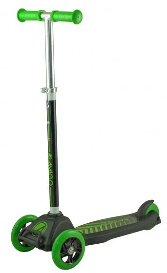 Amigo - 3step Junior Voetrem Zwart/groen