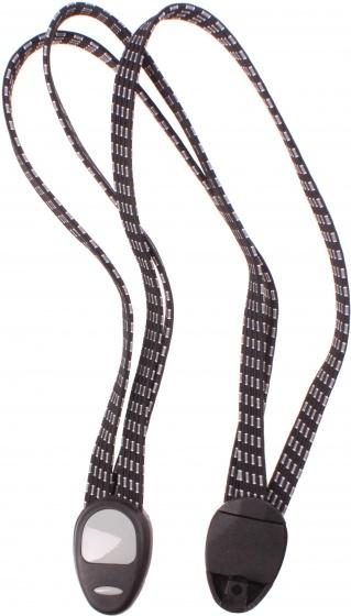 Amigo snelbinder 50 cm zwart/grijs