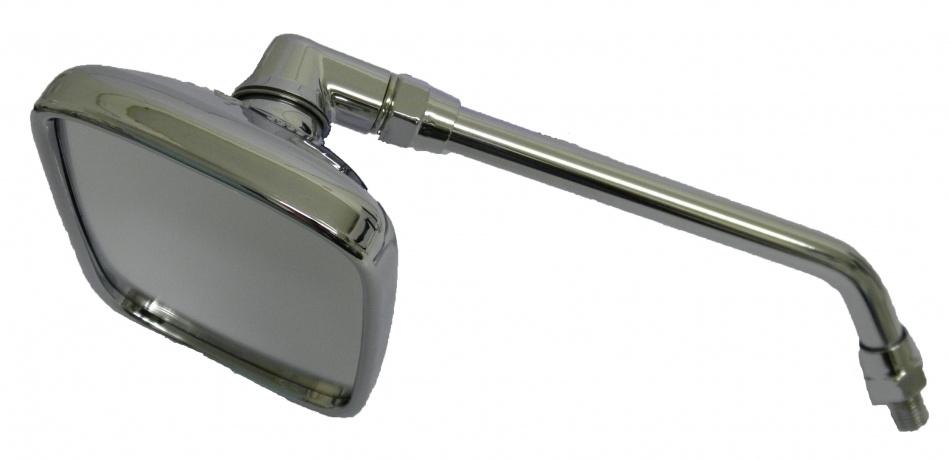 TOM Spiegel M10 Rechthoek Zilver Per Stuk
