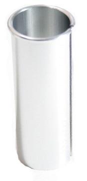 TOM Vulbus 27,2 x 0,8 x 80 mm aluminium zilver