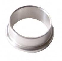 TOM Vulbus 22,2 x 1,15 mm aluminium zilver