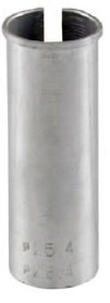 Amigo Vulbus 27,2 x 1,85 x 80 mm aluminium zilver