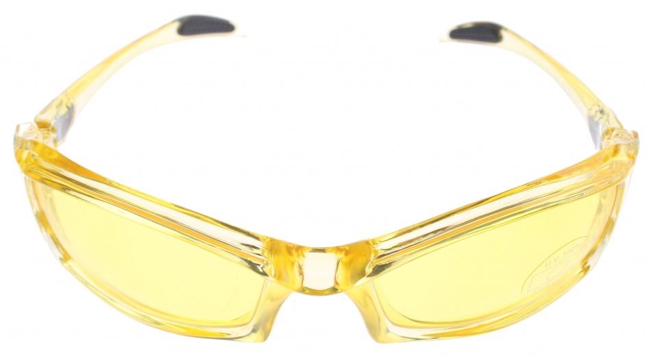 Arix fietsbril Bono geel