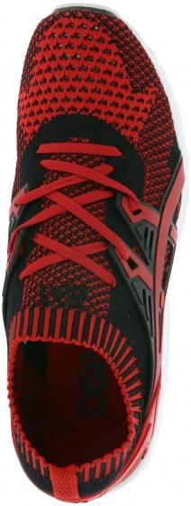 Sneakers Gel Kayano Trainer Knit Männer rot schwarze