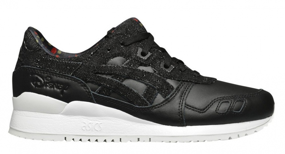 Sneakers Gel Lyte III Damen schwarz Disney