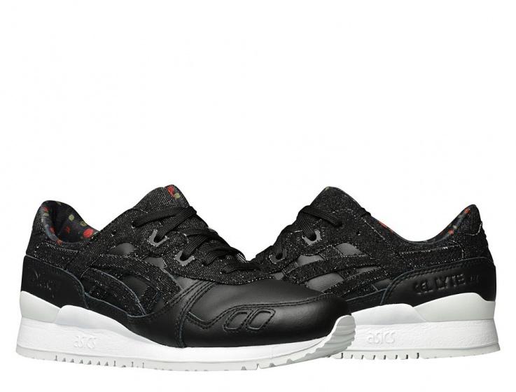 Sneakers Gel Lyte III Damen schwarz Disney