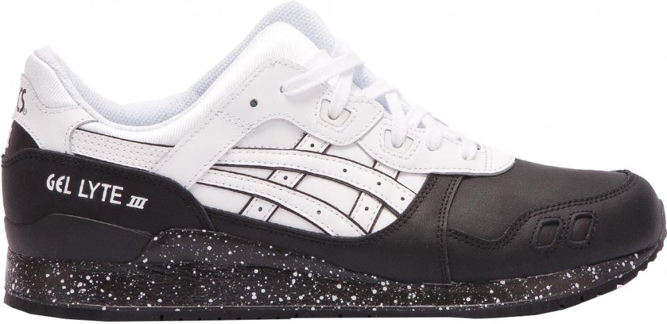 sneakers Gel Lyte III wit/zwart heren