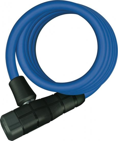 Abus Spiraalslotkabel Primo 5510K 1800 x 10 mm blauw