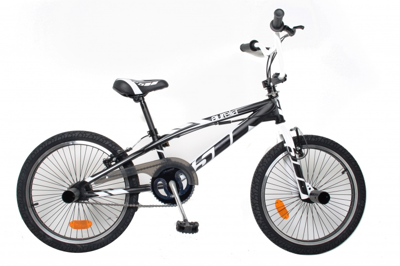 Aurelia 500CR 0405 20 Inch 49 cm Unisex V Brake Zwart