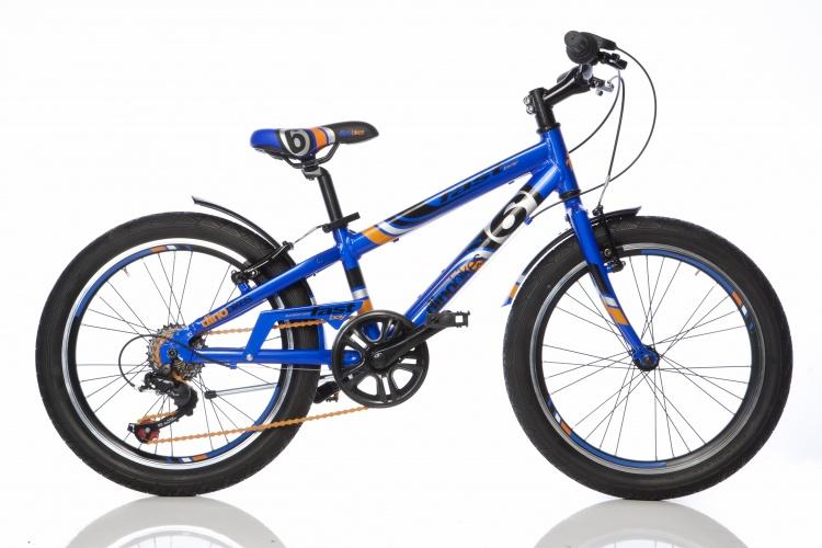 Aurelia - Fast Boy 20 Inch Jongens 6v V-brake Blauw